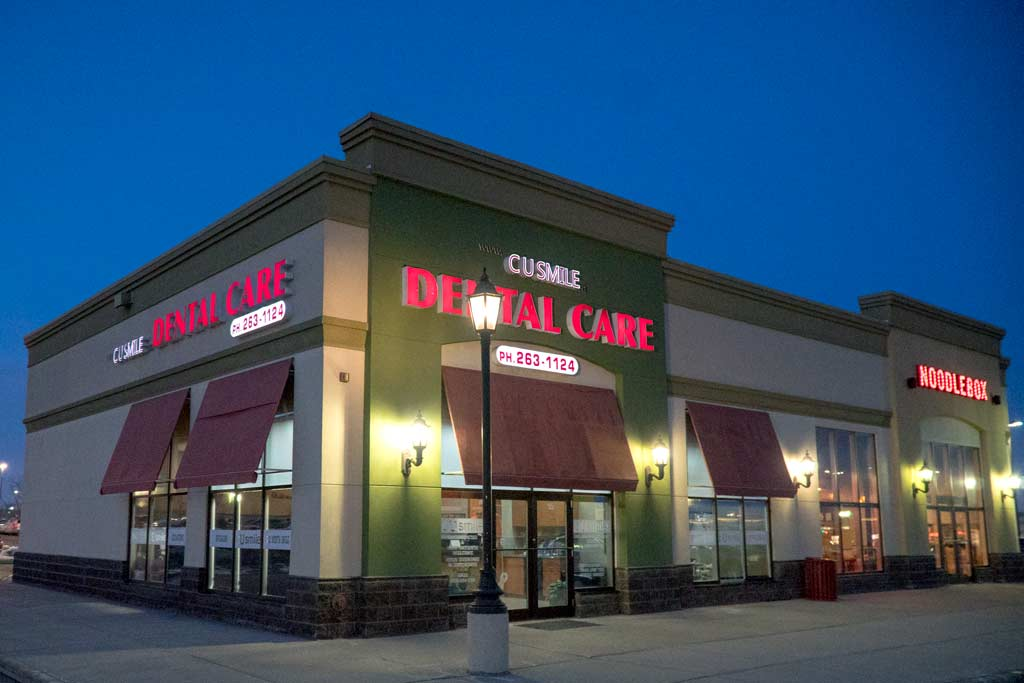 CU Smile Dental Care | Located Next To Costco South Deerfoot Meadows