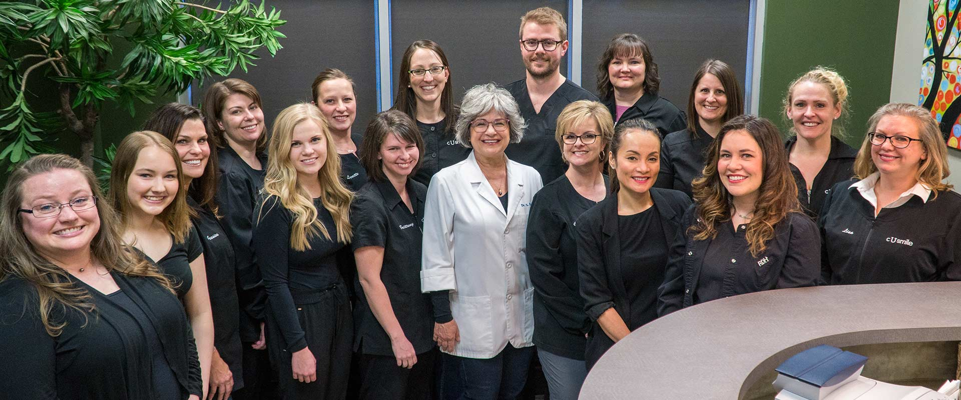 cuSmile Dental Team | SE Calgary Dentist next to Costco in Deerfoot Meadows