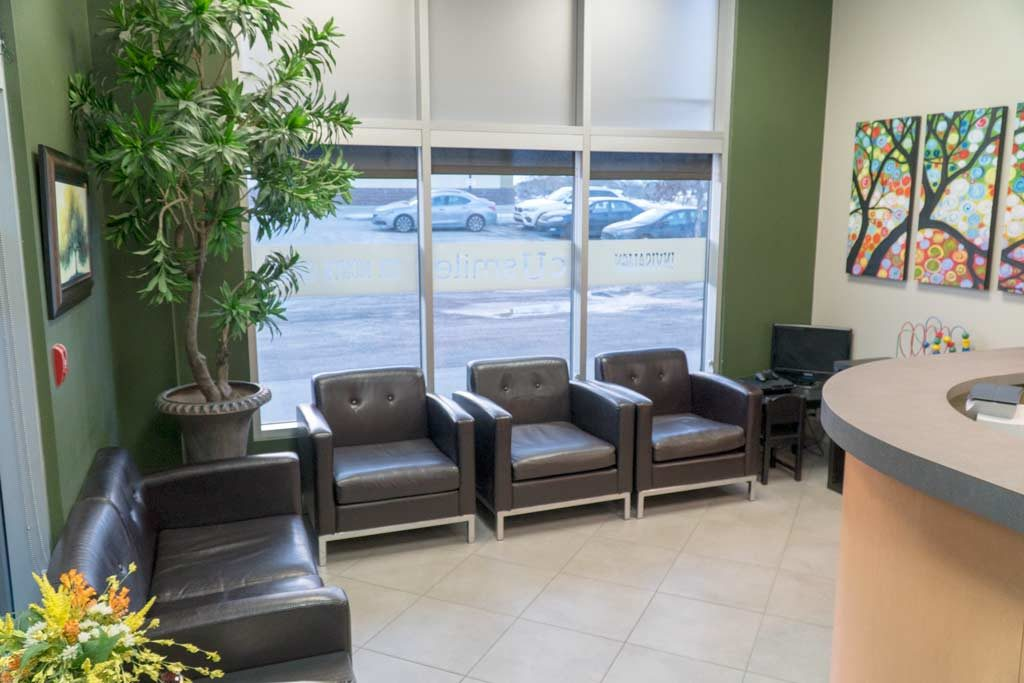 CU Smile Dental Care | Waiting Area